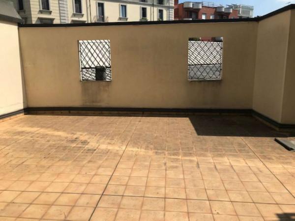 Appartamento in affitto a Milano, Medaglie D'oro, Arredato, 90 mq - Foto 8