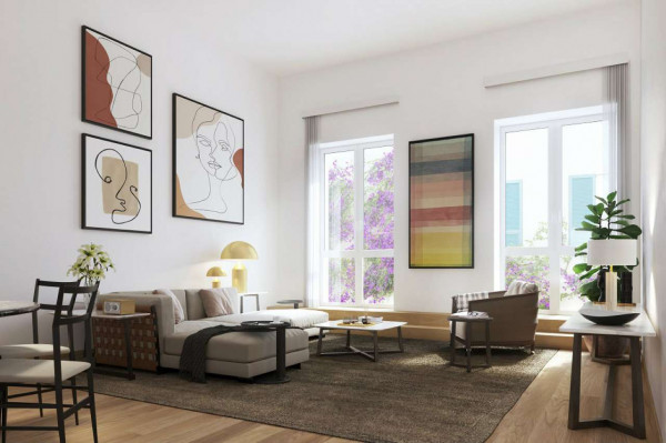 Appartamento in vendita a Chiavari, Centro Storico, 78 mq - Foto 6