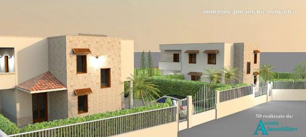 Villa in vendita a Taranto, Lama, Con giardino, 110 mq - Foto 13
