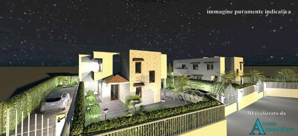 Villa in vendita a Taranto, Lama, Con giardino, 110 mq - Foto 4