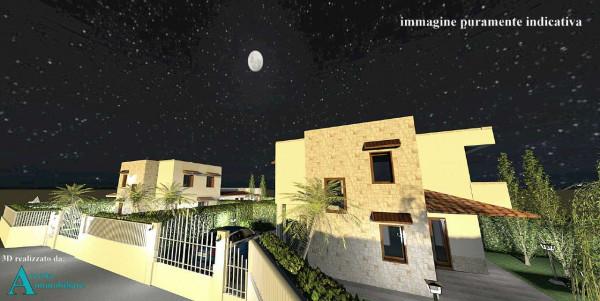 Villa in vendita a Taranto, Lama, Con giardino, 110 mq - Foto 12