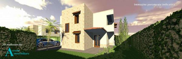 Villa in vendita a Taranto, Lama, Con giardino, 110 mq - Foto 8