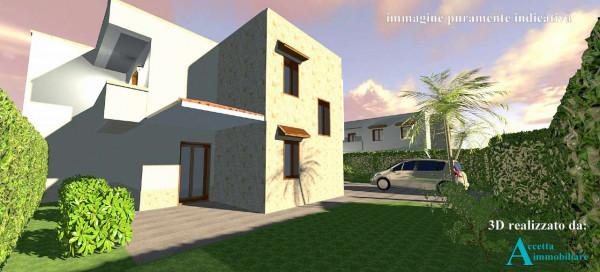 Villa in vendita a Taranto, Lama, Con giardino, 110 mq - Foto 6