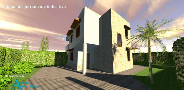 Villa in vendita a Taranto, Lama, Con giardino, 110 mq - Foto 7