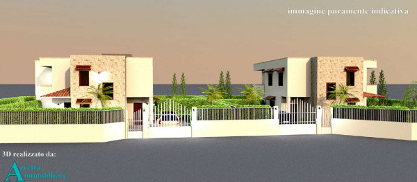 Villa in vendita a Taranto, Lama, Con giardino, 110 mq - Foto 11