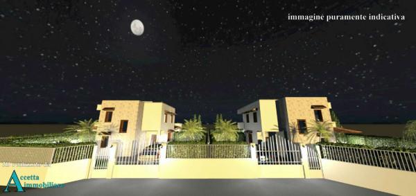 Villa in vendita a Taranto, Lama, Con giardino, 110 mq - Foto 5