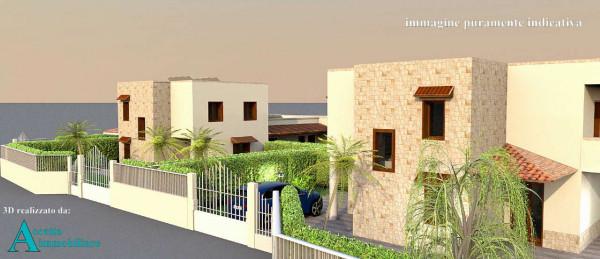 Villa in vendita a Taranto, Lama, Con giardino, 110 mq - Foto 10