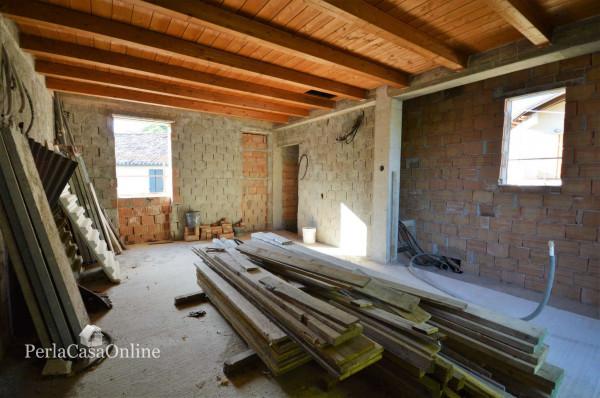 Casa indipendente in vendita a Forlì, Ronco, Villa Selva, 200 mq - Foto 15