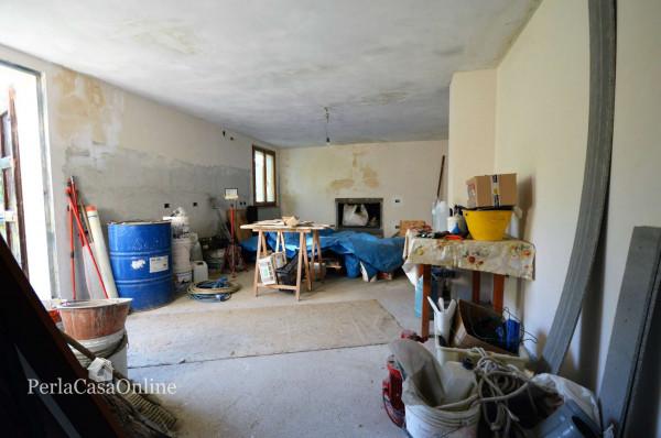 Casa indipendente in vendita a Forlì, Ronco, Villa Selva, 200 mq - Foto 8