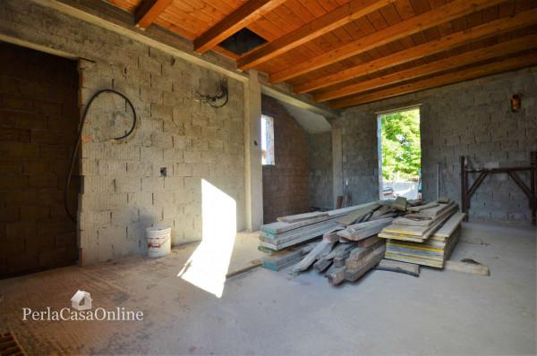 Casa indipendente in vendita a Forlì, Ronco, Villa Selva, 200 mq - Foto 18