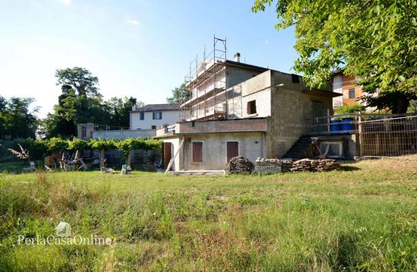 Casa indipendente in vendita a Forlì, Ronco, Villa Selva, 200 mq