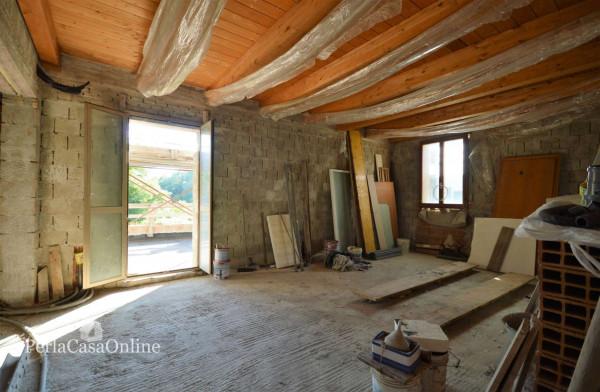 Casa indipendente in vendita a Forlì, Ronco, Villa Selva, 200 mq - Foto 20
