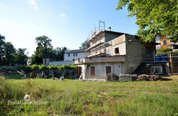 Casa indipendente in vendita a Forlì, Ronco, Villa Selva, 200 mq - Foto 6