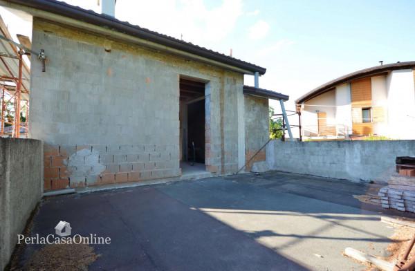 Casa indipendente in vendita a Forlì, Ronco, Villa Selva, 200 mq - Foto 17