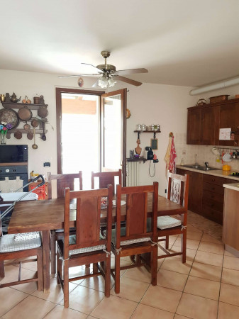 Appartamento in vendita a Gombito, Residenziale, Con giardino, 139 mq - Foto 82