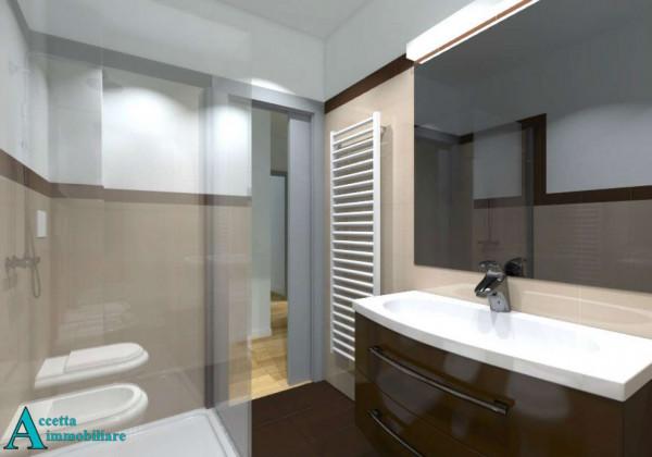 Appartamento in vendita a Taranto, Centrale, Borgo, 85 mq - Foto 12