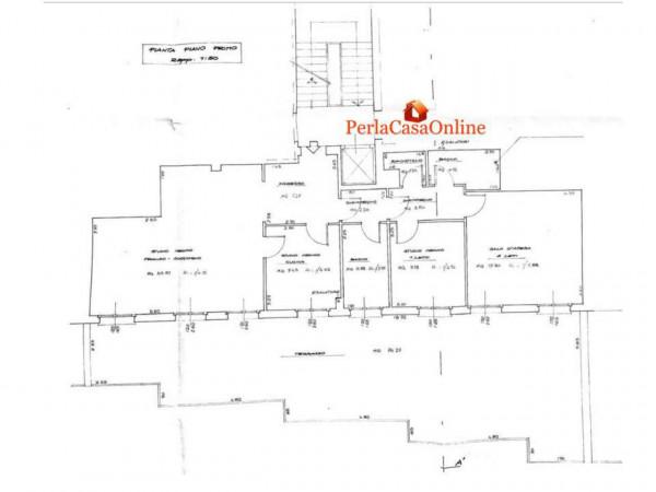 Appartamento in vendita a Forlì, Centro Storico, Con giardino, 100 mq - Foto 2