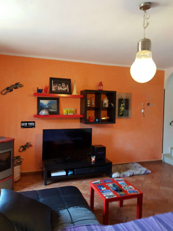 Villa in vendita a Chieve, Residenziale, Con giardino, 147 mq - Foto 49