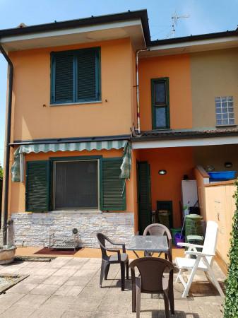 Villa in vendita a Chieve, Residenziale, Con giardino, 147 mq - Foto 65