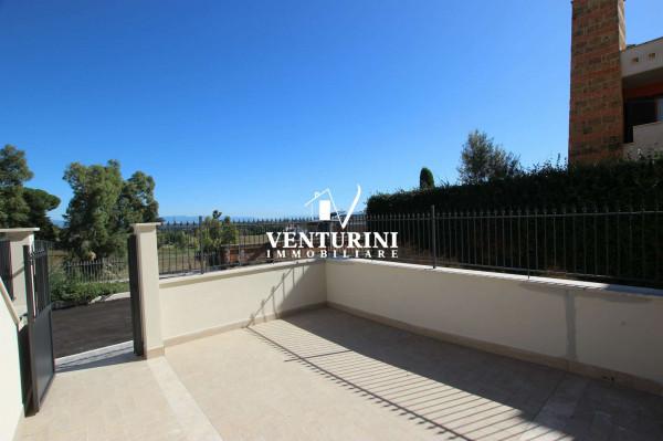 Appartamento in vendita a Roma, Valle Muricana, Con giardino - Foto 18