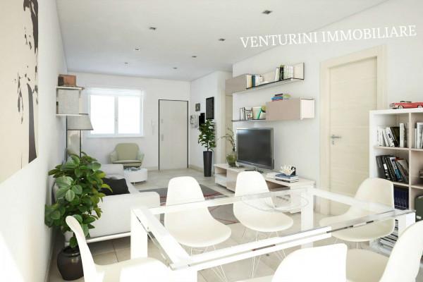 Appartamento in vendita a Roma, Valle Muricana, Con giardino, 90 mq - Foto 13