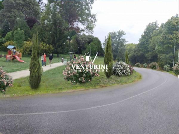 Appartamento in vendita a Roma, Valle Muricana, Con giardino, 90 mq - Foto 3