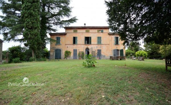 Villa in vendita a Forlì, Romiti, Con giardino, 500 mq - Foto 1