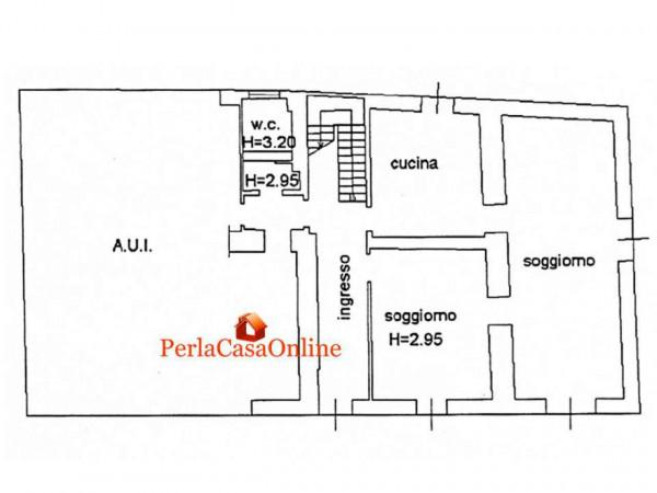 Villa in vendita a Forlì, Romiti, Con giardino, 500 mq - Foto 4