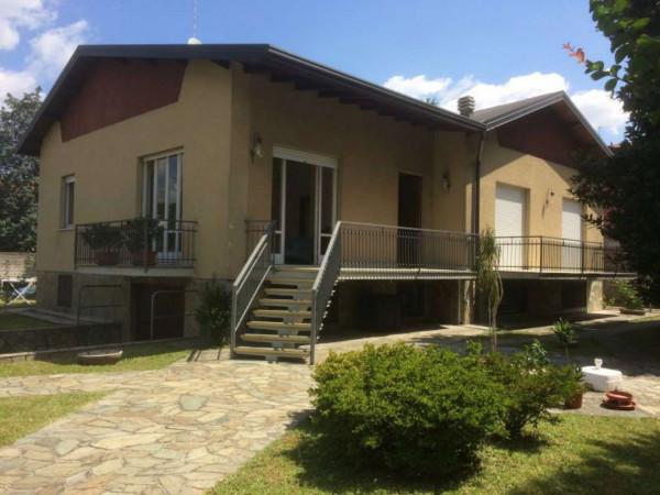 Villa in vendita a Cesate, Con giardino, 290 mq