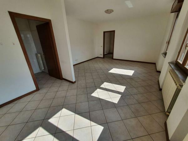 Appartamento in vendita a Trescore Cremasco, Residenziale, Con giardino, 100 mq - Foto 18
