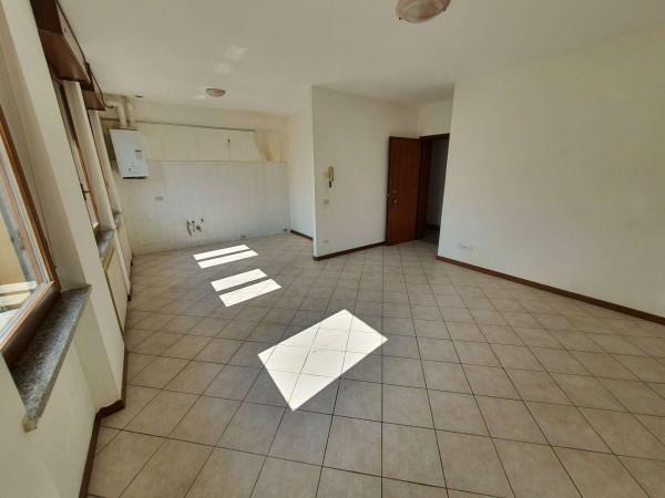 Appartamento in vendita a Trescore Cremasco, Residenziale, Con giardino, 100 mq - Foto 19