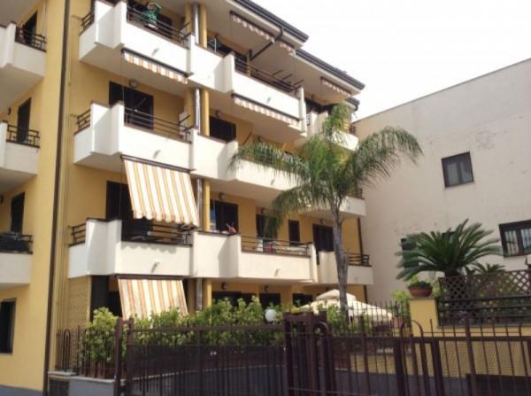 Appartamento in affitto a Somma Vesuviana, Mercato Vecchio, Con giardino, 120 mq