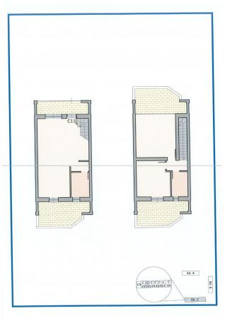 Appartamento in vendita a Roma, Valle Muricana, Con giardino, 90 mq - Foto 5