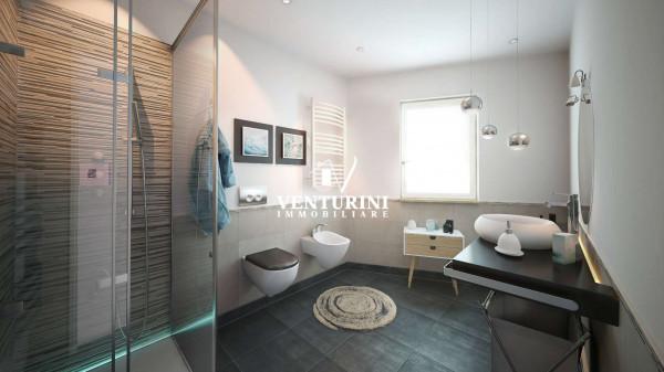 Appartamento in vendita a Roma, Valle Muricana, Con giardino, 90 mq - Foto 6