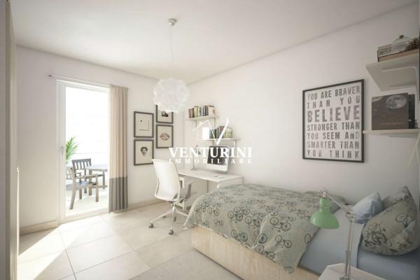 Appartamento in vendita a Roma, Valle Muricana, Con giardino, 90 mq - Foto 9