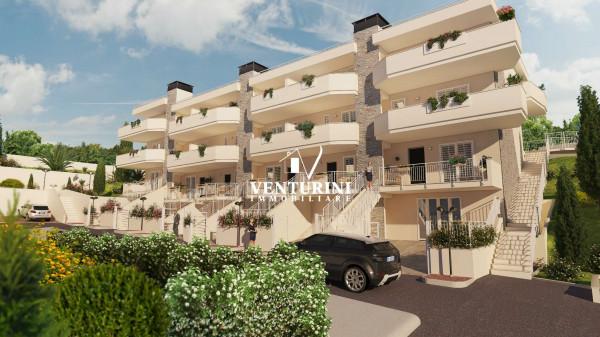 Appartamento in vendita a Roma, Valle Muricana, Con giardino, 90 mq - Foto 20