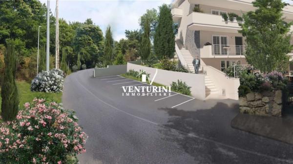 Appartamento in vendita a Roma, Valle Muricana, Con giardino, 90 mq - Foto 1