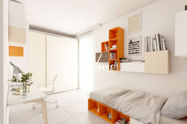 Appartamento in vendita a Roma, Valle Muricana, Con giardino, 90 mq - Foto 8
