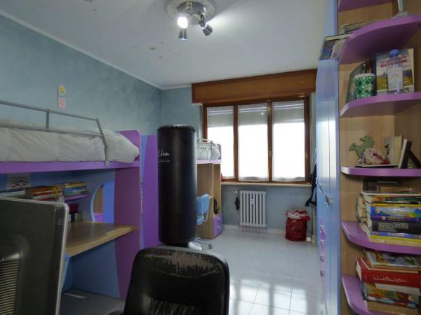 Appartamento in vendita a Leini, Con giardino, 115 mq - Foto 6