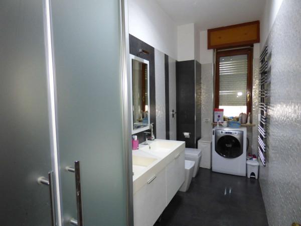Appartamento in vendita a Leini, Con giardino, 115 mq - Foto 15