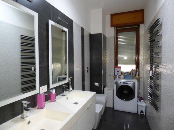 Appartamento in vendita a Leini, Con giardino, 115 mq - Foto 14