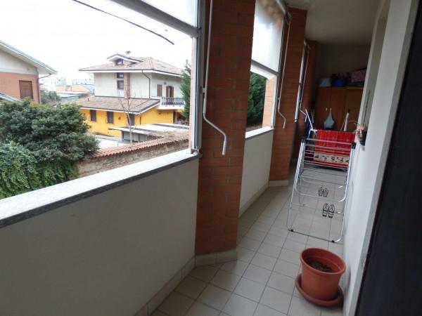 Appartamento in vendita a Borgaro Torinese, Viale Martiri, Con giardino, 105 mq - Foto 5