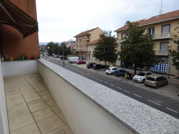 Appartamento in vendita a Borgaro Torinese, Viale Martiri, Con giardino, 105 mq - Foto 7