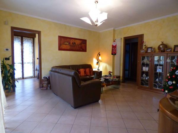 Appartamento in vendita a Borgaro Torinese, Viale Martiri, Con giardino, 105 mq - Foto 24
