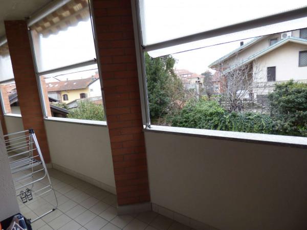 Appartamento in vendita a Borgaro Torinese, Viale Martiri, Con giardino, 105 mq - Foto 4