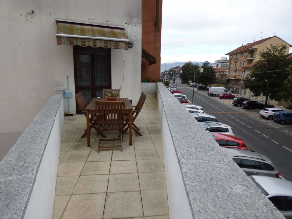 Appartamento in vendita a Borgaro Torinese, Viale Martiri, Con giardino, 105 mq - Foto 9
