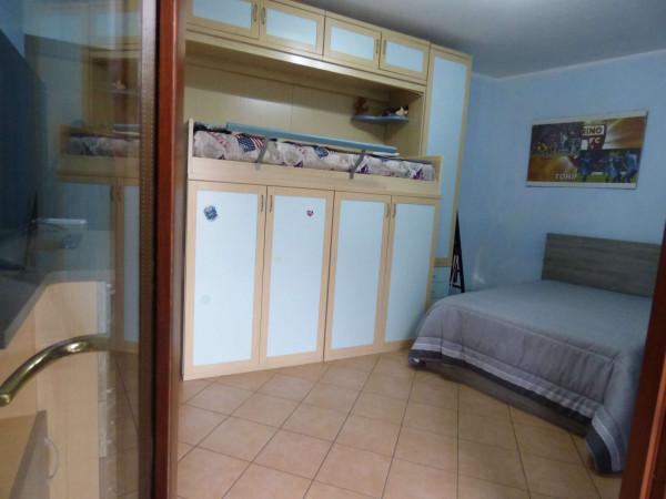 Appartamento in vendita a Borgaro Torinese, Viale Martiri, Con giardino, 105 mq - Foto 14