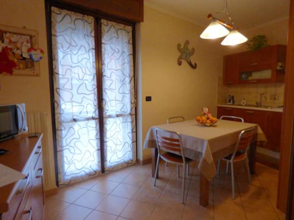 Appartamento in vendita a Borgaro Torinese, Viale Martiri, Con giardino, 105 mq - Foto 23