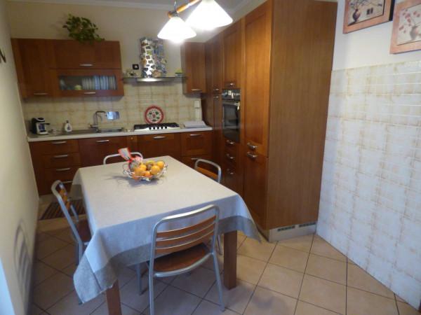 Appartamento in vendita a Borgaro Torinese, Viale Martiri, Con giardino, 105 mq - Foto 22
