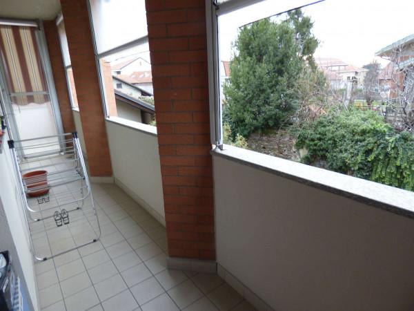 Appartamento in vendita a Borgaro Torinese, Viale Martiri, Con giardino, 105 mq - Foto 6
